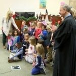 Boy's Entire Kindergarten Class Shows Up for His Adoption Hearing, Proving That Good Things Sometimes Do Happen