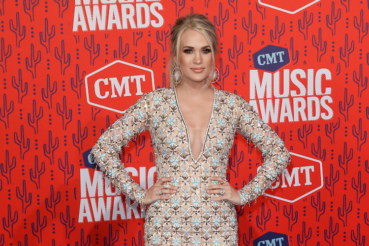 Carrie Underwood Opens Up About Her Post-Baby Body Struggles: 'My Body Took a Minute to Get Back to Me'