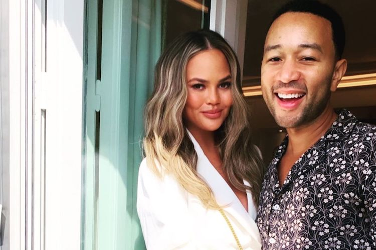 Chrissy Teigen Claps Back at Fan's Snarky Comment About Her Hired Help: 'Sure You Got Me'