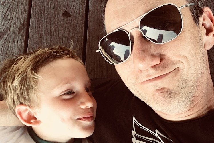 guy patton: this stay-at-home dad wrote a heartfelt essay about the difficulty of trying to go back to work after 5 years at home, and it is a must-read