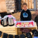 This 5-Year-Old Girl Hosted a Bake Sale in Order to Raise Money to Pay off 123 of Her Classmates' School Meal Debts