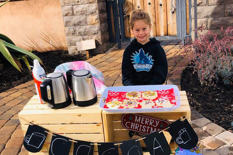 Katelynn Hardee: This 5-Year-Old Girl Hosted a Bake Sale in Order to Raise Money to Pay off 123 of Her Classmates' School Meal Debts
