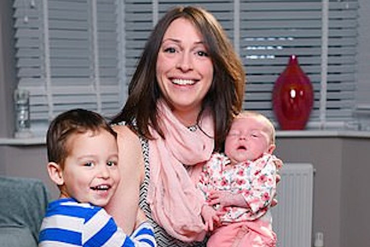 Katie Foster: 37-Year-Old Woman Gives Birth After Winning a Round of IVF in a Facebook Contest of All Things