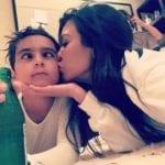 Kourtney Kardashian's 10-Year-Old Mason Disick Already Has A Better Skincare Routine Than We Do