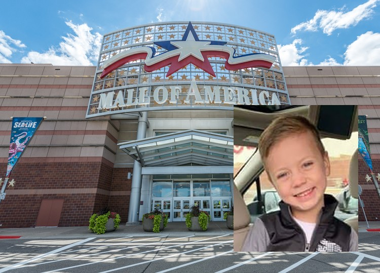 Landen Hoffman: 5-Year-Old Boy Thrown Off Mall of America Balcony Is Walking Again and Back in School
