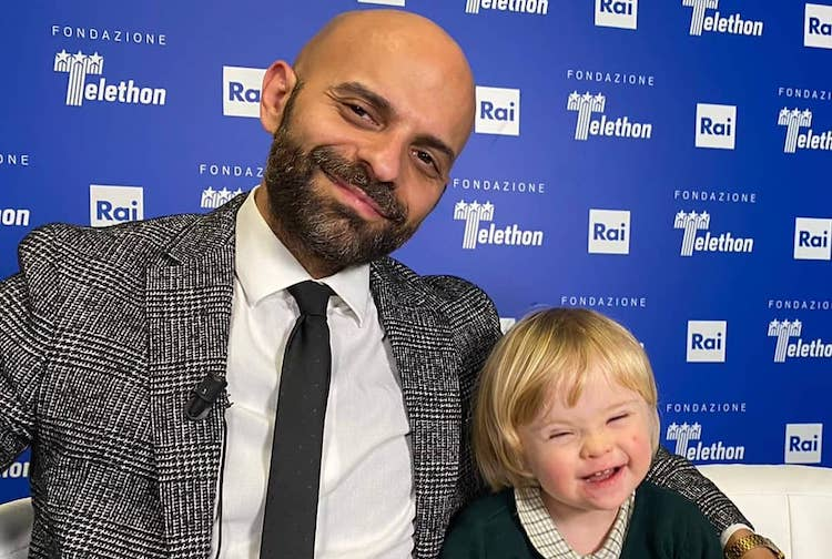 Luca Trapanese: This Single Gay Dad Adopted a Girl with Down Syndrome After She Was Rejected by 20 Families