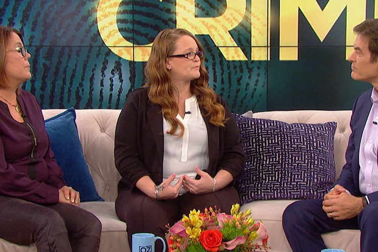 Rosalynn McGinnis Opens Up About Her Brave Escape After Being Held Prisoner by Her Stepfather for 20 Years