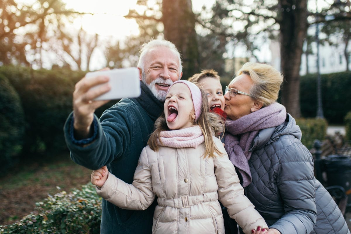 Should I Let My Kids See Their Grandparents After a Fight Between My Husband and My Parents?