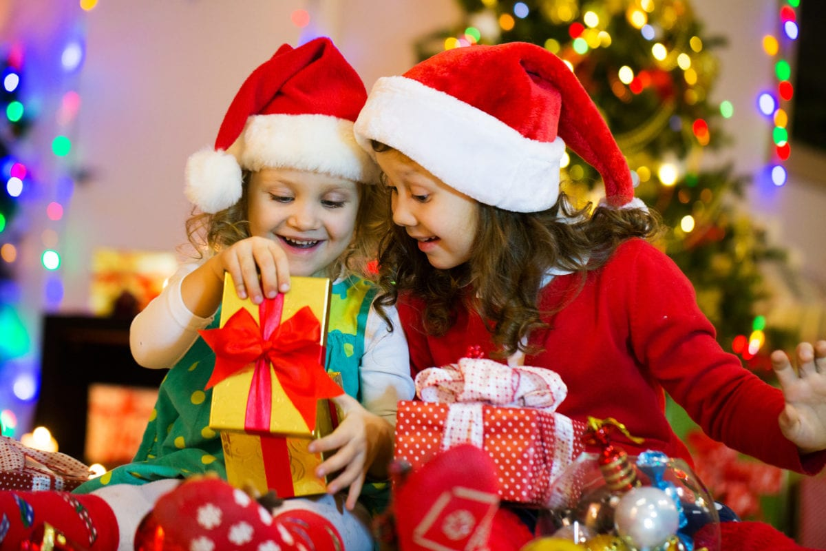 Still Don't Know What to Put Under the Tree for Your Toddler? Here's a List of 10 Things They'll Love