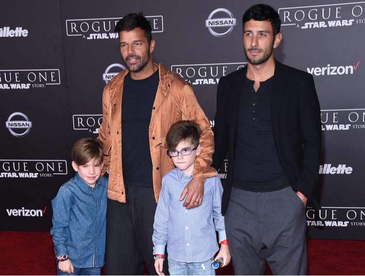Ricky Martin and Husband Jwan Yosef Are Amazing Dads