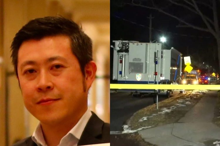 tom liu: two adults and two children found dead in suspected murder-suicide in small new york town: 'when something like this happens, it's devastating'