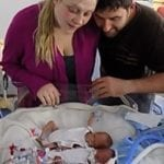 Mom Delivers Premature Twins in Bathroom Floor in Under Five Minutes