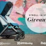 Announcing the Winner of Our UPPAbaby MINU Stroller and Belly Bandit Shopping Spree Giveaway!