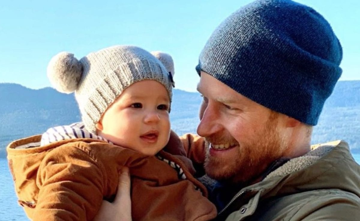 New 'Year in Review' Video From Prince Harry and Meghan Markle Has Never-Before-Seen Photo of Archie in Canada