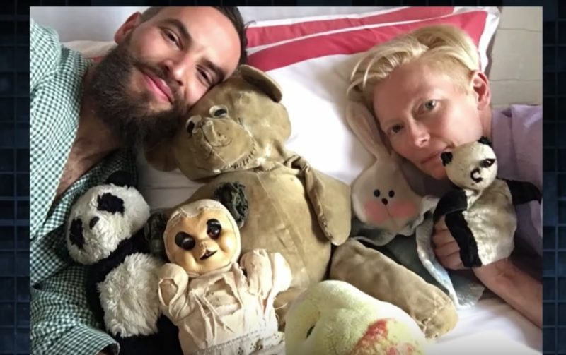 Amy Schumer Gives Son Terrifying Doll She Had as a Child