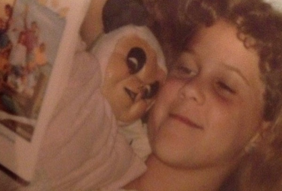 Amy Schumer Passes Down Her Beloved Childhood Doll to Her Son and It's Terrifying
