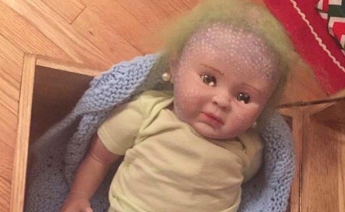 Mom Buys Daughter the 'Perfect' Mermaid Baby Doll for Christmas, Not Knowing It Was Going to Make Her Part of a Drug Investigation