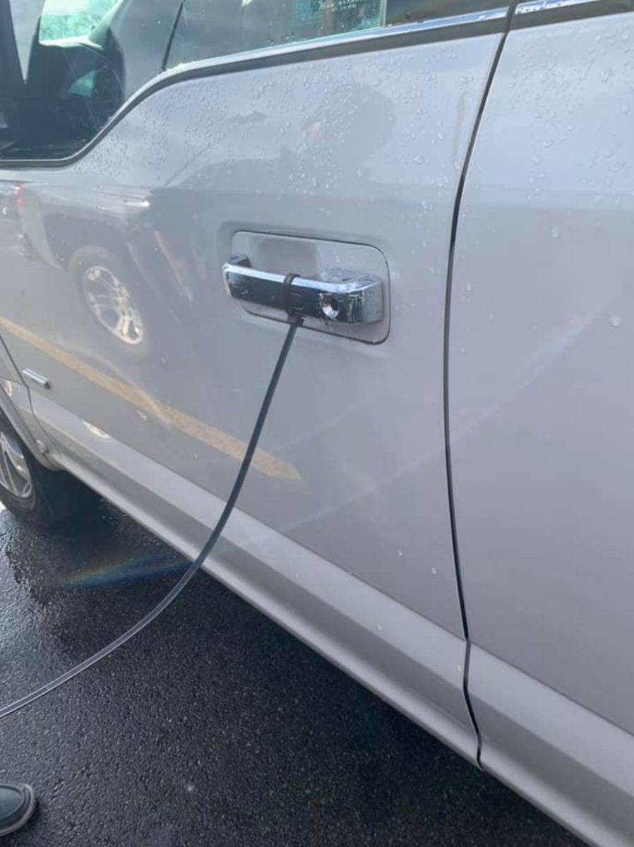 What Do Strange Zip Ties Found on Your Car Really Mean?