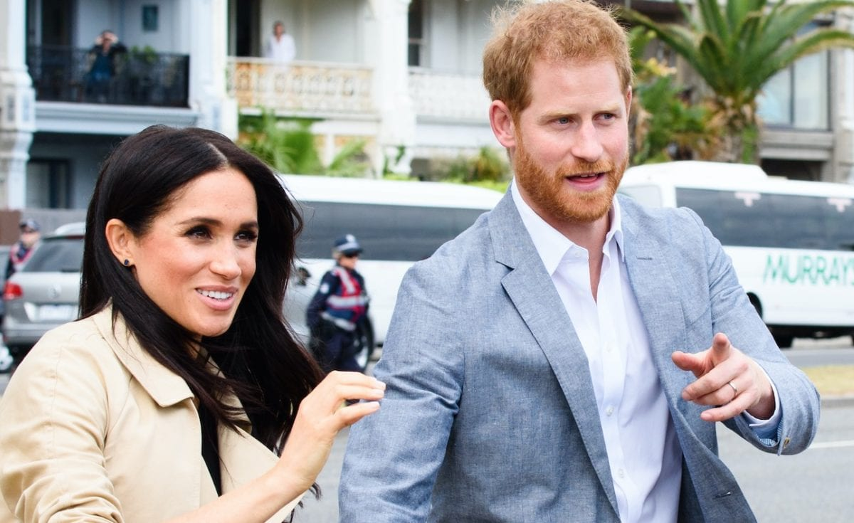 meghan and harry stepping back from royal duties, queen responds to their instagram post
