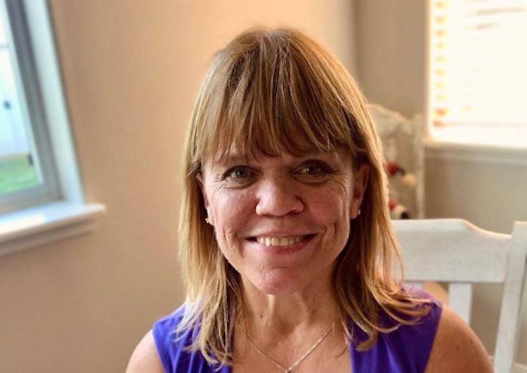 Amy Roloff Grandma