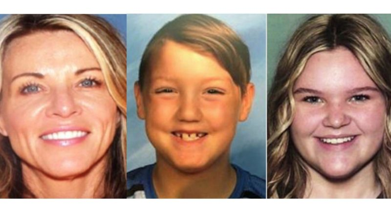 mom of 2 missing idaho kids refuses to help say police, allegedly believes she is the reincarnation of god