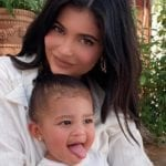 Kylie Jenner Shares Another Rare Throwback Photo from Secret Pregnancy With Stormi