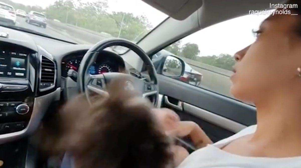 Mom Breastfeeding While Driving, Sparks Debate