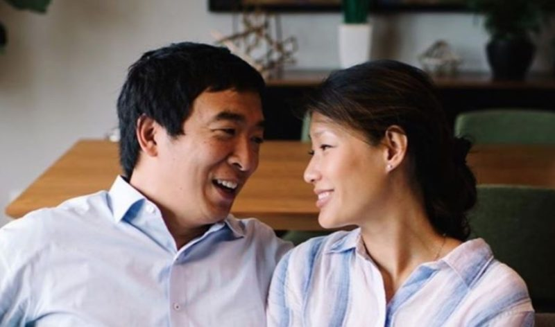 Andrew Yang's Wife Evelyn Speaks Out, Says She Was Assaulted by Her OBGYN While Pregnant in 2012