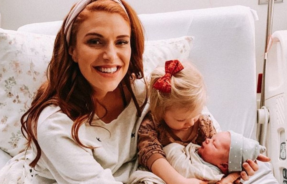 audrey roloff gets mastitis again while breastfeeding son bode, says 'i've been fighting it with all the thing'