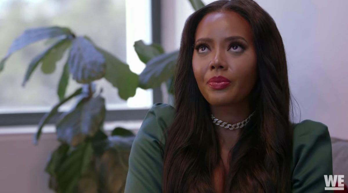 Angela Simmons Opens Up About Telling Son His Father Had Died