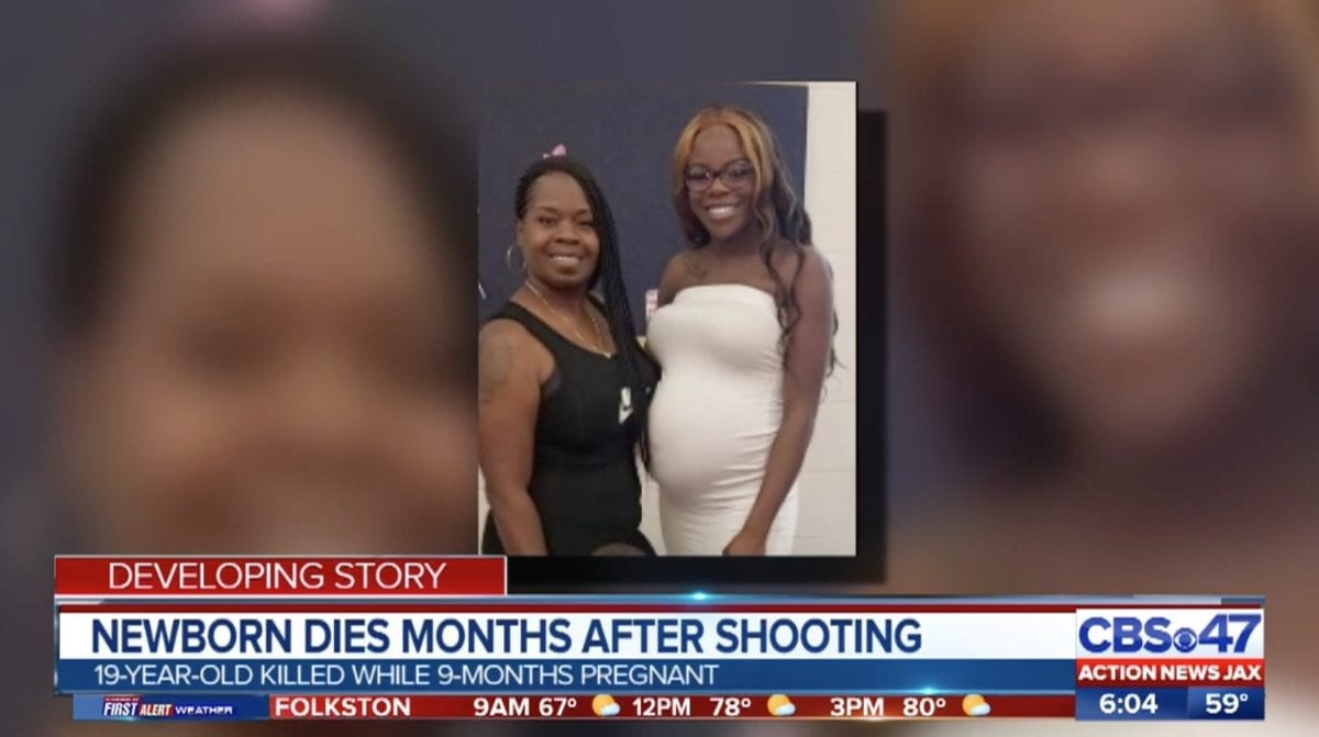 Baby Who Survived Mother's Shooting in October Passes Away