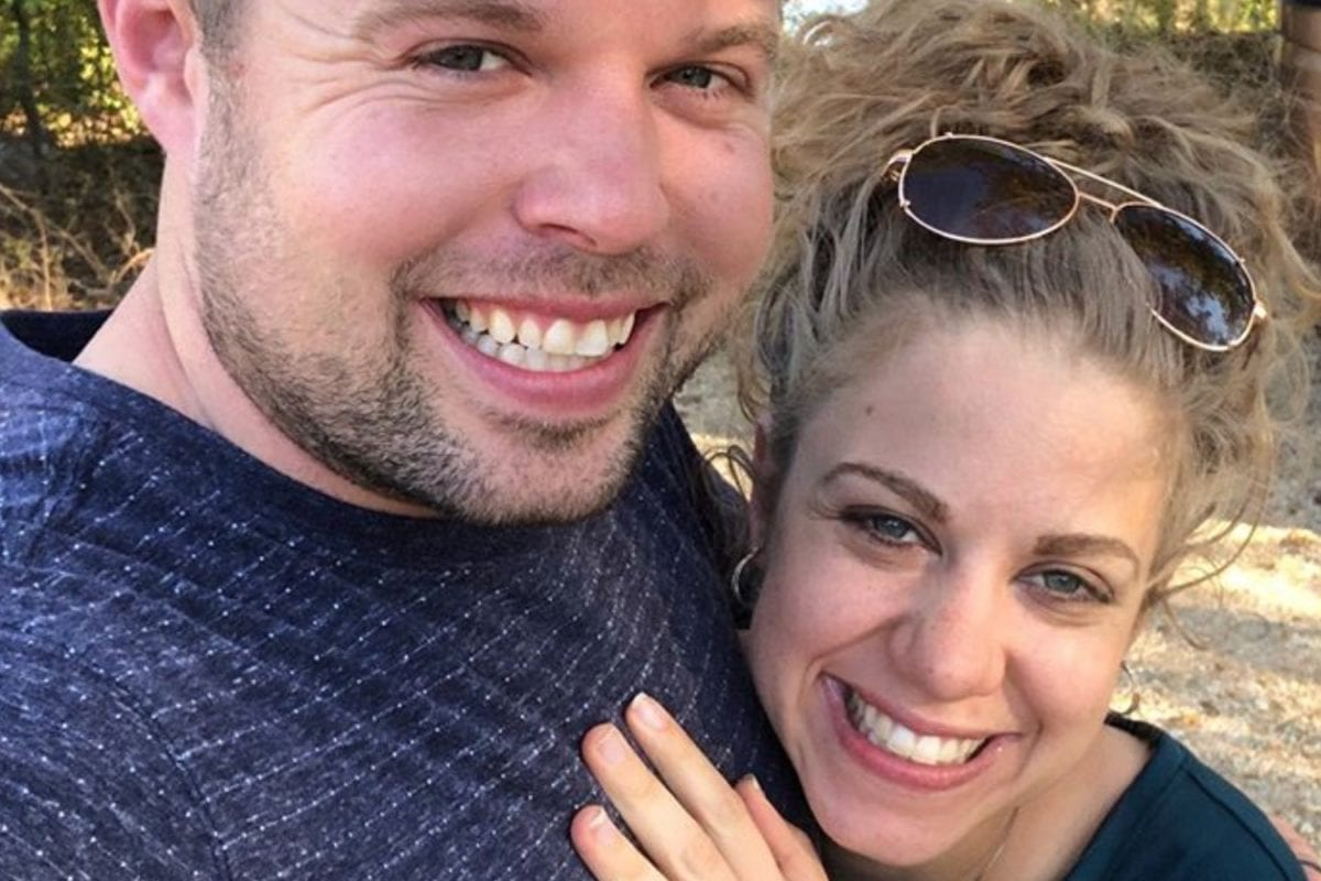 Proud New Parents John David and Abbie Duggar Share the First Photos of Their Newborn Baby Girl, Gracie