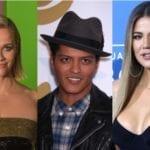 Celebrity Mugshots Reese Witherspoon Bruno Mars Khloe Kardashian
