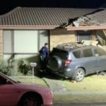 Woman, 35 Weeks Pregnant, Gives Birth After Crashing Her Car into a House