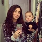 'Jersey Shore' Star Deena Cortese Was Mom-Shamed After Sharing a Photo of Her One-Year-Old Son Without Shoes, and She Is Rightfully Not Having It