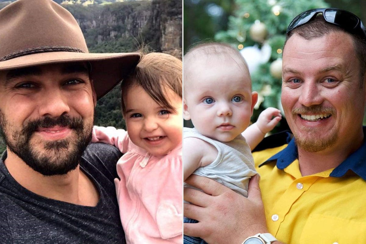 Three Young Fathers Lost Their Lives Fighting Fires in Australia, Leaving Four Kids and a Baby-on-the-Way Without Dads