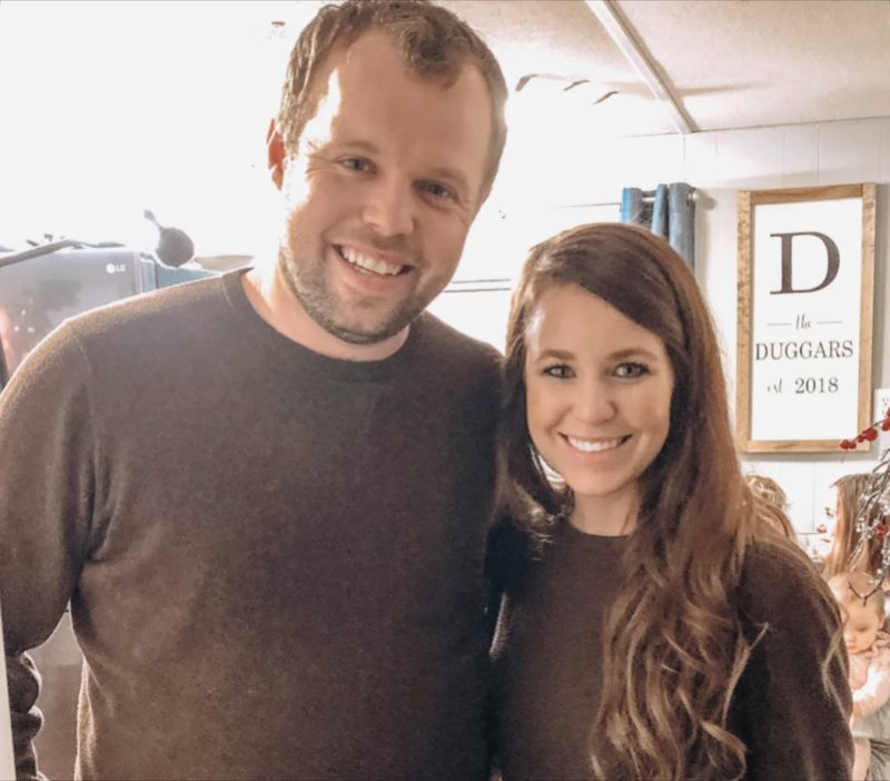 """abbie and john david duggar welcome baby girl into the world just days before the new dad's birthday   """"we are quite smitten by our new bundle of joy and are soaking in all of her little newborn snuggles!"""""""