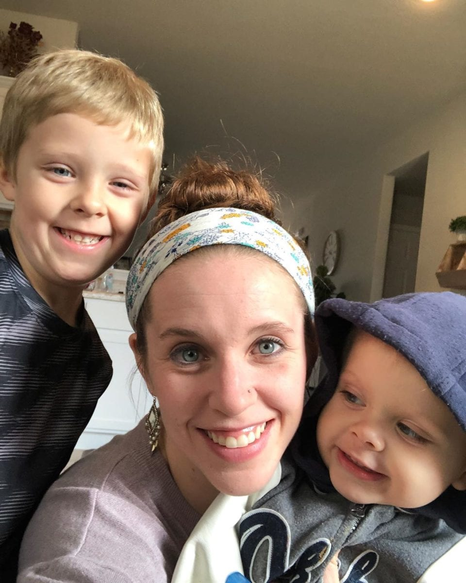 Jill Duggar Defends Being a Stay-at-Home Mom After Comment