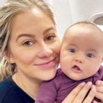 Shawn Johnson East Shares an Adorable Video of Her Dancing with Her Newborn Daughter Along with a Message for Mom-Shamers