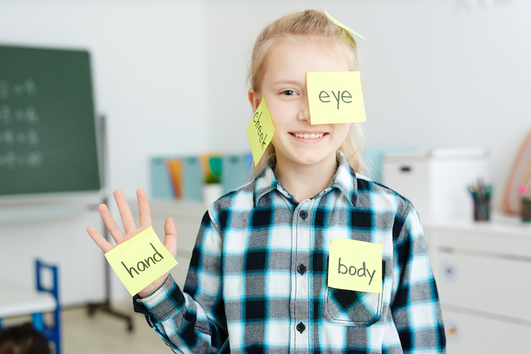 should you teach your kids to call their private parts by their actual names or use nicknames?