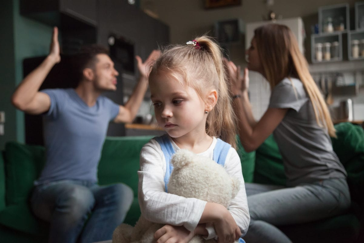 my daughter's dad threatens to take away my daughter because she is constantly sick: help?