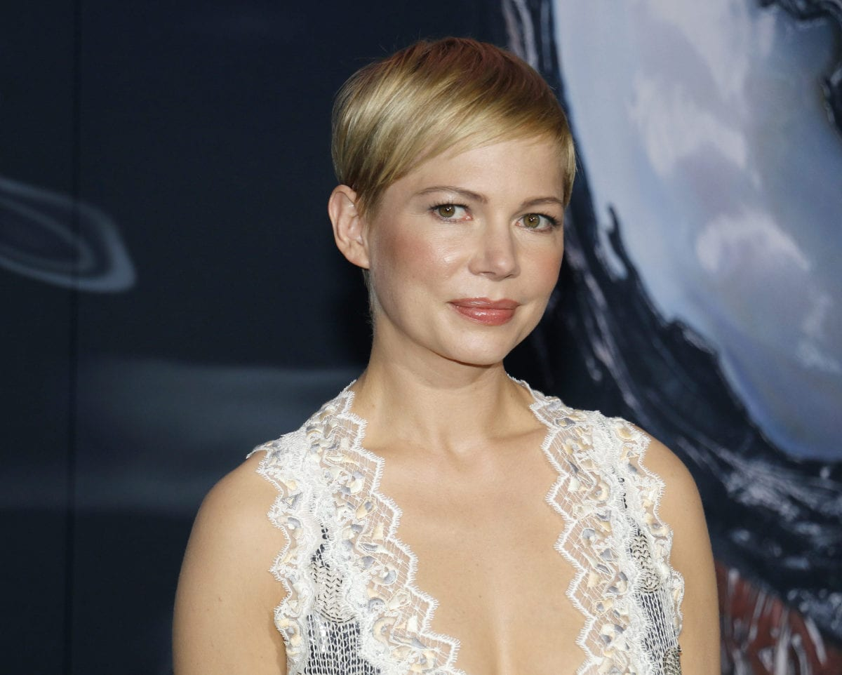 Actress Michelle Williams Is Reportedly Pregnant and Engaged Less Than a Year After Divorce