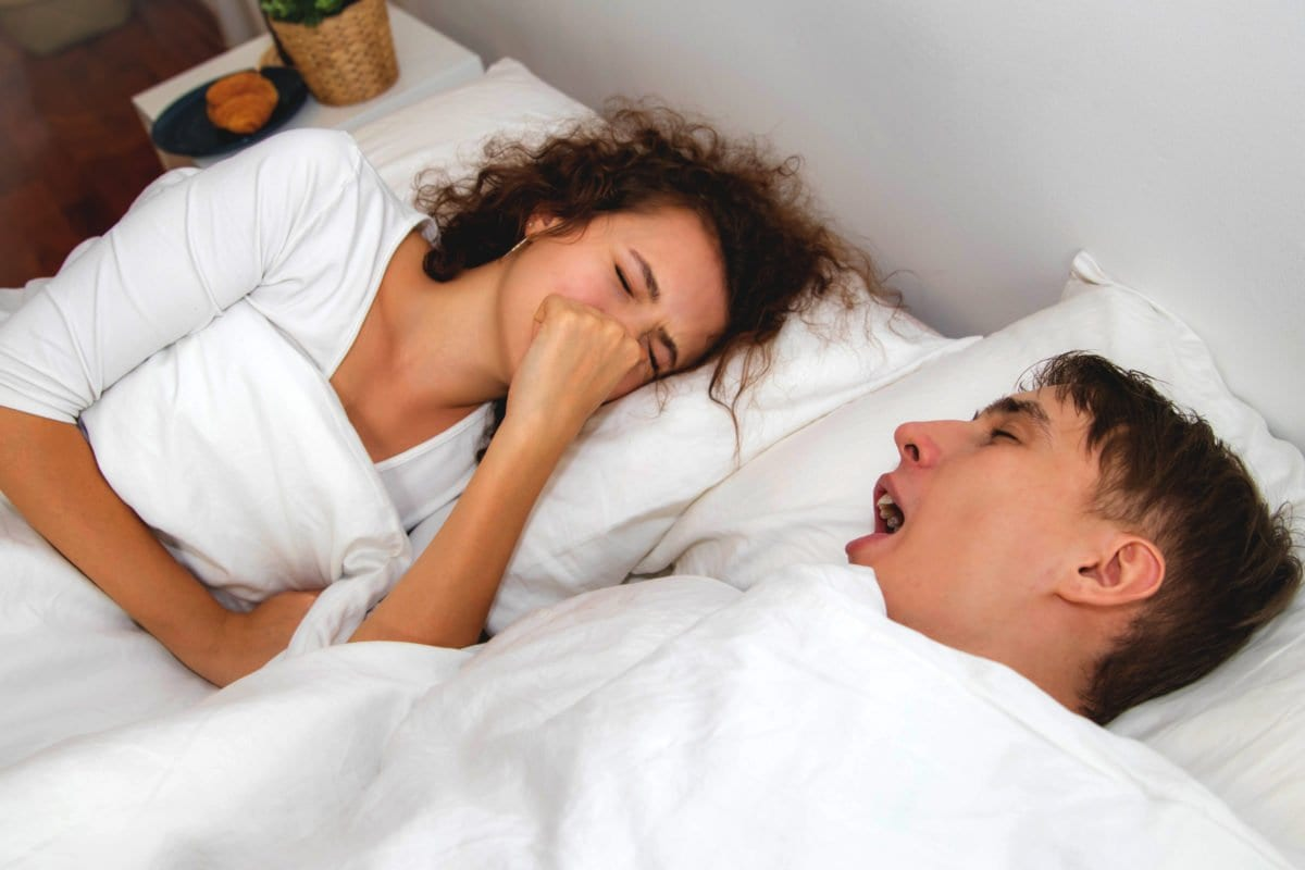 My Husband's Breath Is Horrible: How Can I Tell Him?