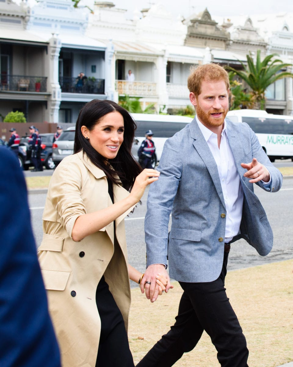 mom shares message to meghan and harry, she understands