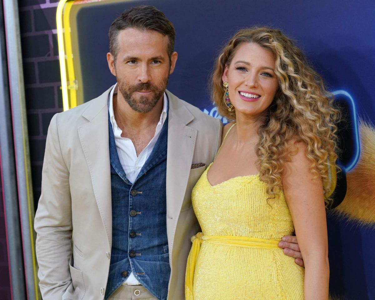 Actress Blake Lively Is a Mother of 3 Under 6 and She Just Really Misses Her Pre-Baby Abs