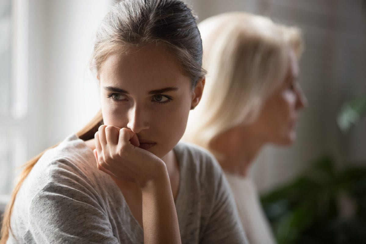 My Real Mom Told Me She Was Moving In With Me and Now I Am Stressed: Advice?