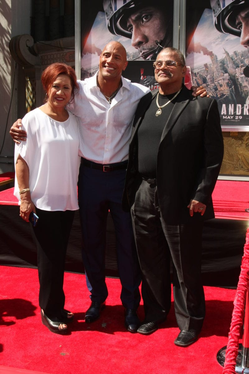 Dwayne 'The Rock' Johnson's Beloved Father Passes Away at 75