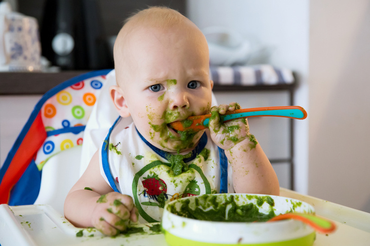 Expert Advice: What to Do When Your Six-Month-Old Baby Refuses to Start on Solid Foods?