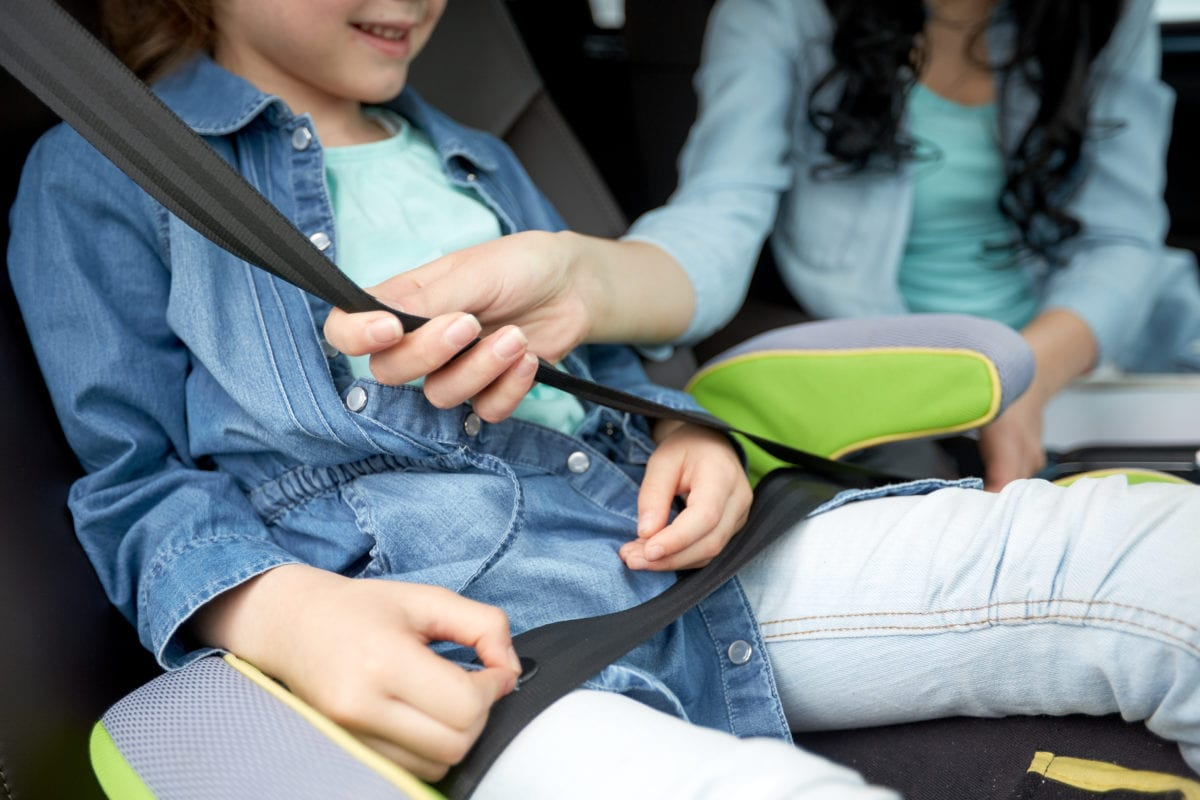 Mom Shares Vital Message About Car Seat Safety on Facebook