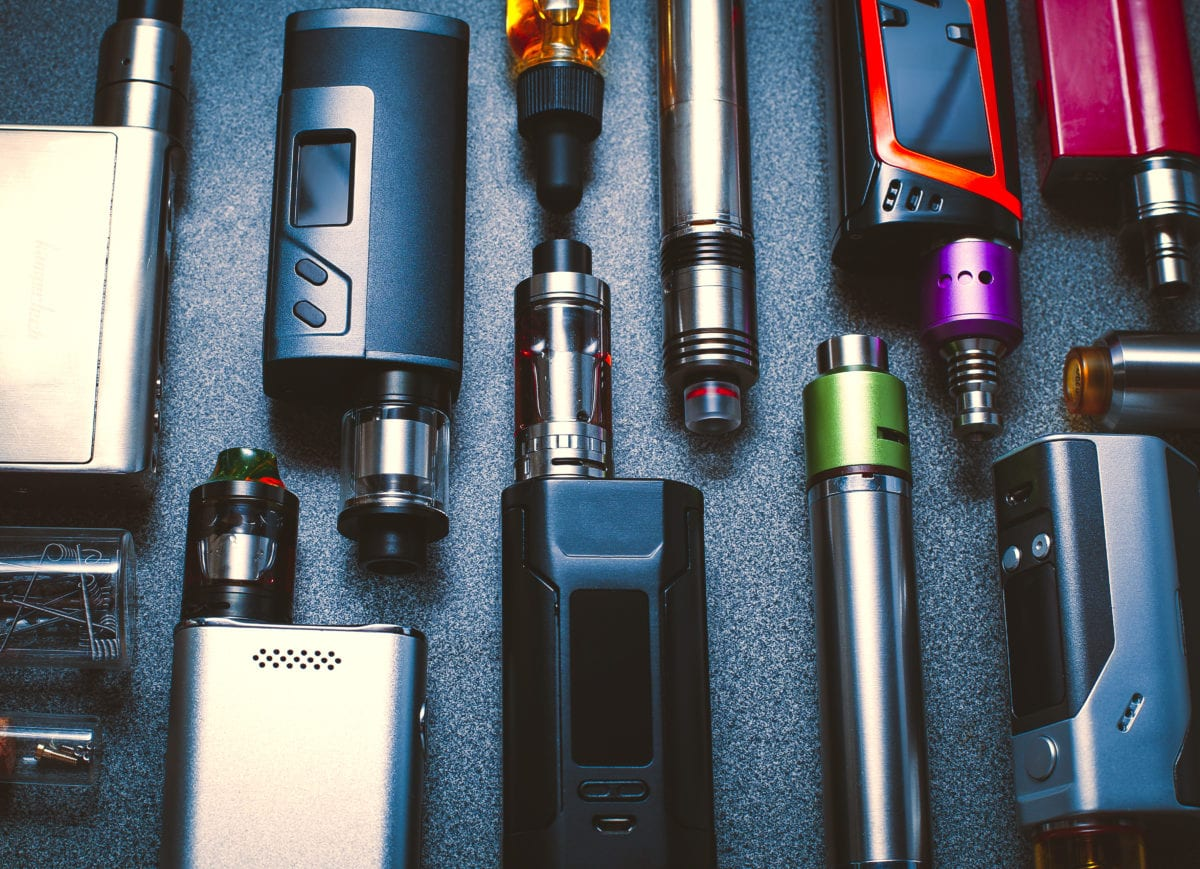 Teen Babysitters Charged After Letting 2-Year-Old Vape